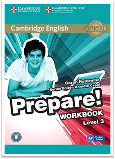 гдз prepare workbook level 4