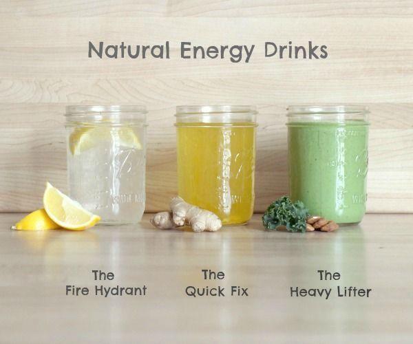 How To Make Homemade Energy Drinks Energy Drink Recipe Homemade Energy Drink Recipes Homemade Energy Drink