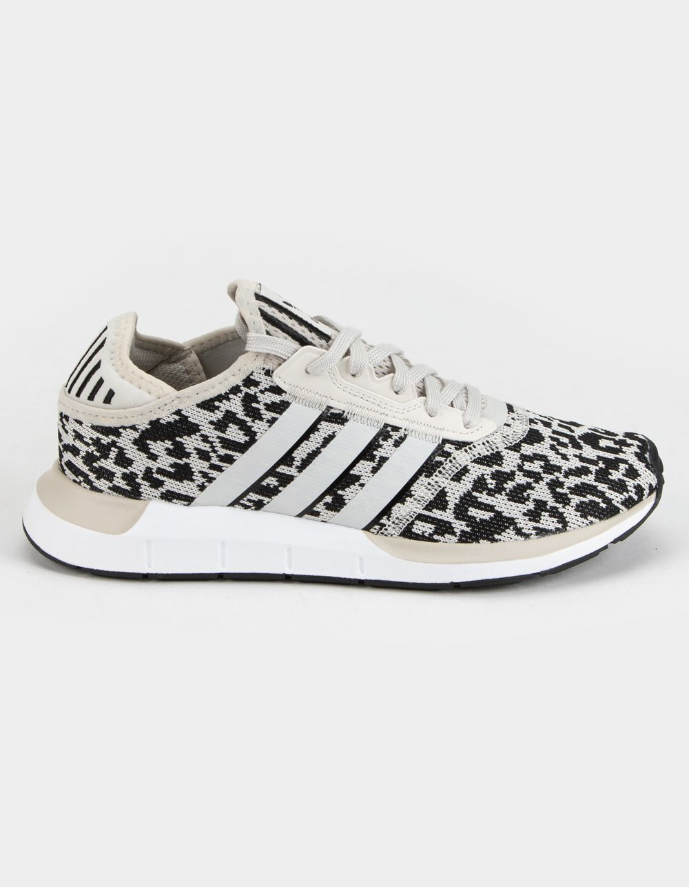 Leopard shoes, Adidas sneakers