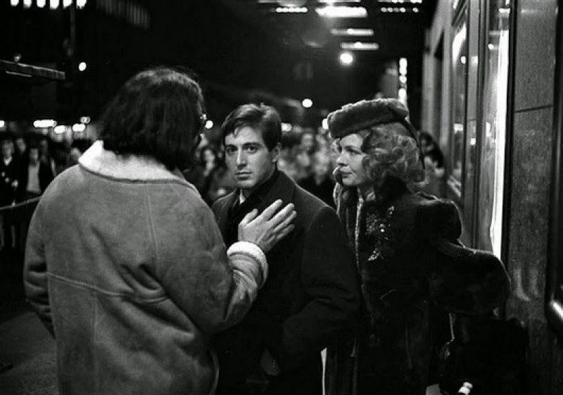"""Екипа култог филма """"Кум"""" Френсиса Форда Кополе окупила се у """"Рејдио сити мјузик холу"""" у Њујорку, поводом 45 година од премијере тог филмског класика."""