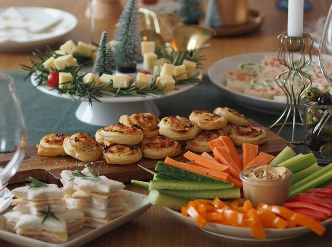 Last-minute-Fingerfood-Ideen für Ihre Christmas-Party | freundin.de