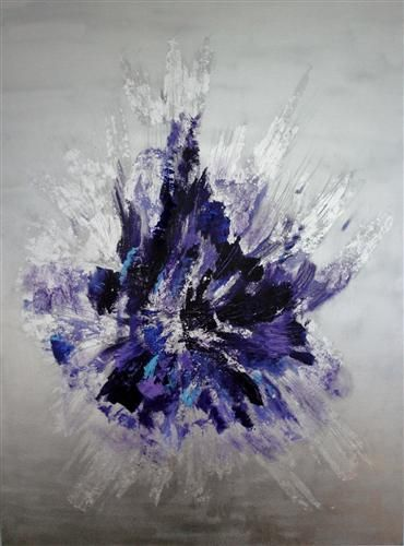 Light III by Yvetta Bartos | acrylic painting | Ugallery Online Art Gallery