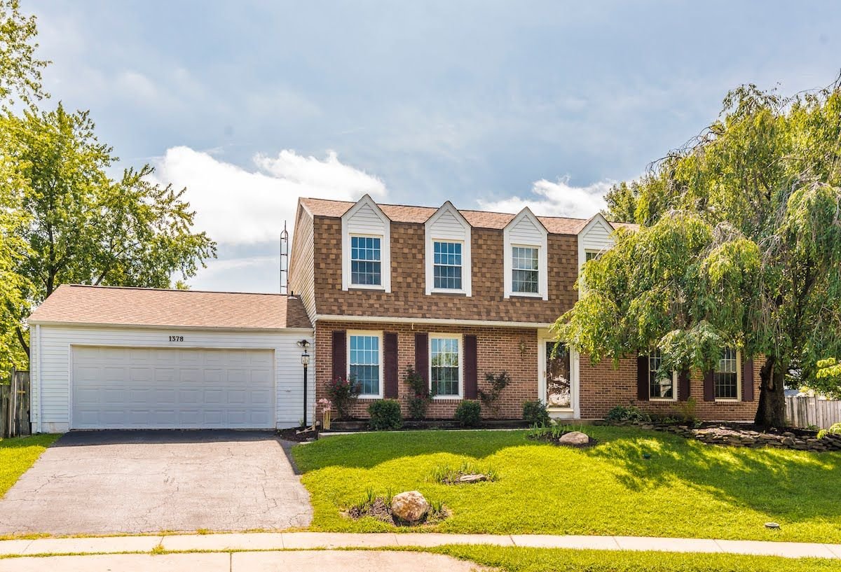 marla johnson of maryland real estate group just listed 1378 fox