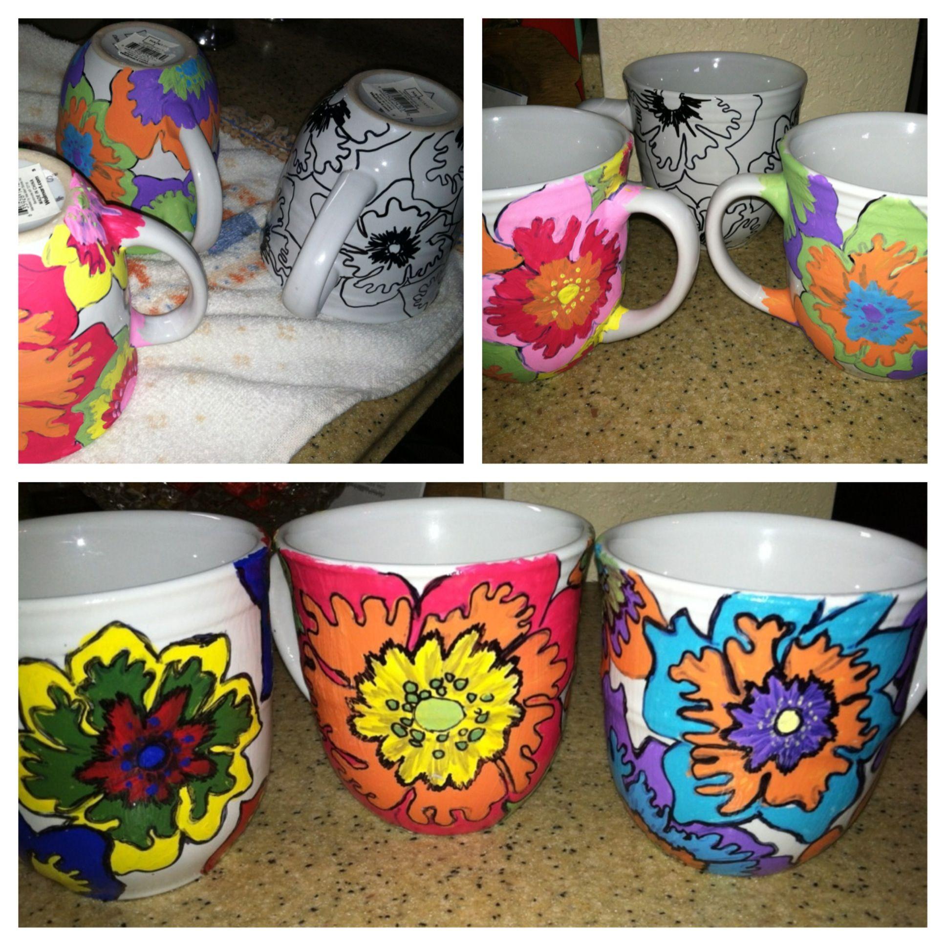 acrylic paint cheap coffee mugs and sharpies not dishwasher - Cheap Dishwashers