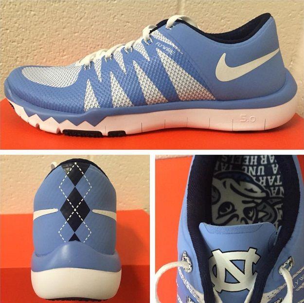 Nike Free Trainer 5.0 UNC PE