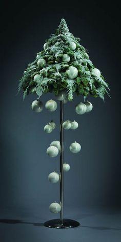 50 Stunning Modern Christmas Tree Decorations - Her Crochet