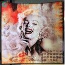 Quadro decorativo acrilico Marilyn Monroe Sorriso, Faça suas compras na Comshop, Rua da Boavista, 375, Porto, , 161951