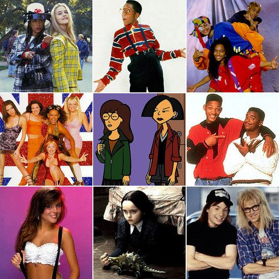 Get Your Halloween On With These Brilliant 90s Costumes 90s Pop