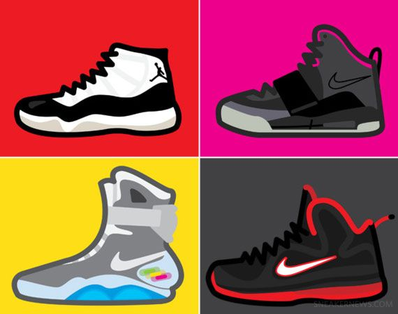 dope nike shoes drawings lebron's wife 860953
