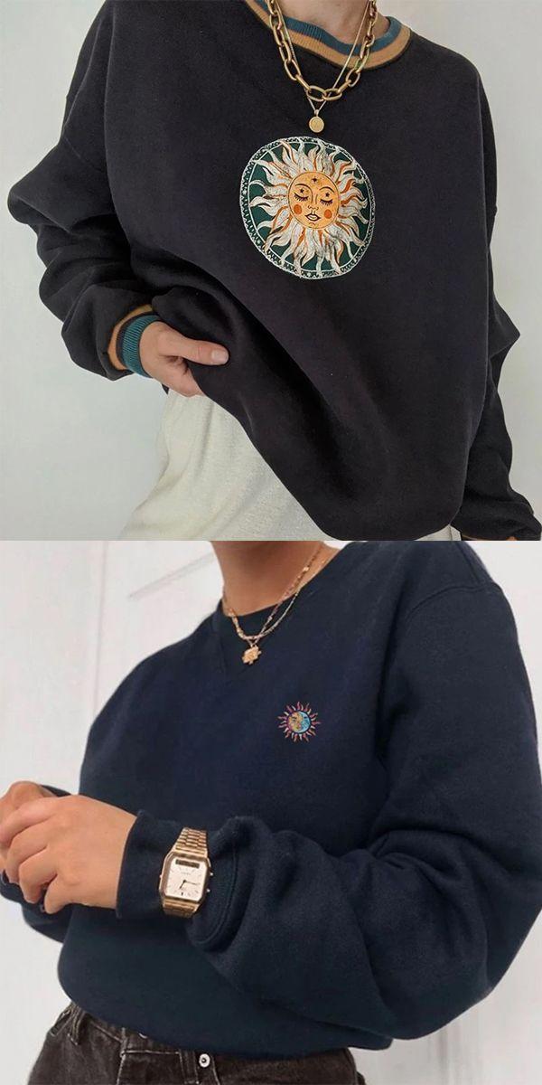 Black Sweatshirts