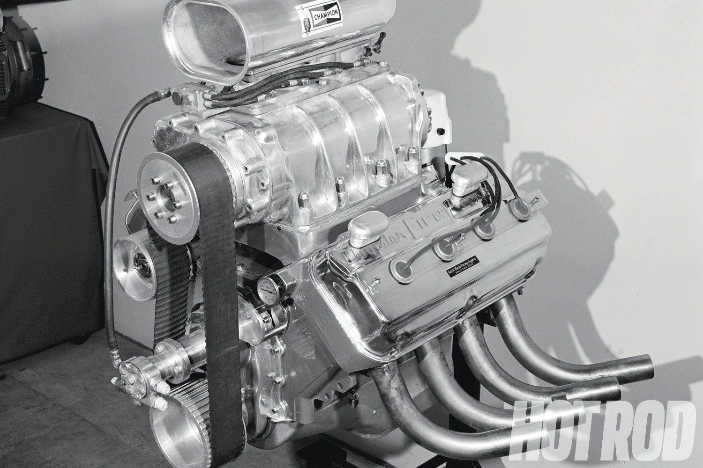 Blown Keith Black Hemi   Hemi Racing Engines   Hemi engine