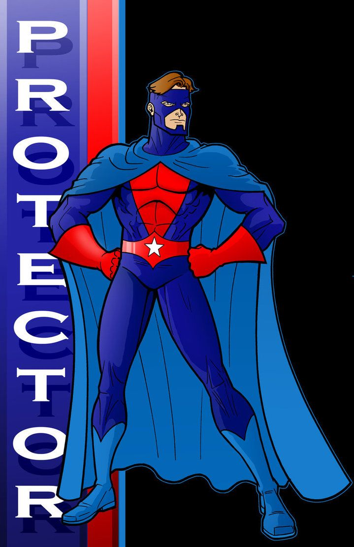80's Protector DC Y.B. series by Thuddleston on DeviantArt