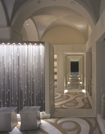 Recharge At The Ritz Carlton Laguna Niguel Spa Interior Design