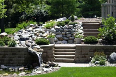 Retaining Wall Contractors Cost Of Walls Build Block Wood Stone Brick Concrete