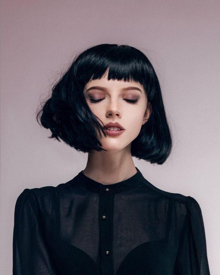 Idée Couleur & Coiffure Femme 2017/ 2018 coiffure femme