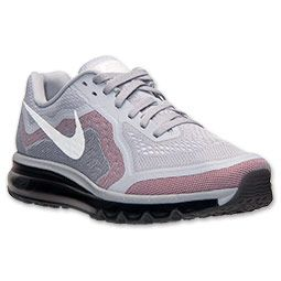 more photos a5d9b e209f Men s Nike Air Max 2014 Running Shoes   Finish Line   Wolf Grey White Chilling  Red