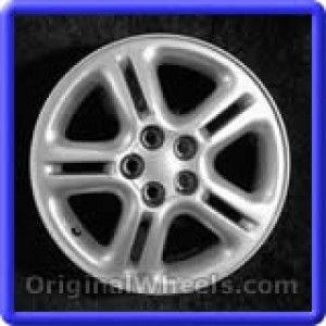 Chrysler Sebring 1999 Wheels Rims Hollander 2068 Chrysler Sebring Chryslersebring 1999 Wheels Rims Stock Facto Chrysler Sebring Chrysler Wheel Rims