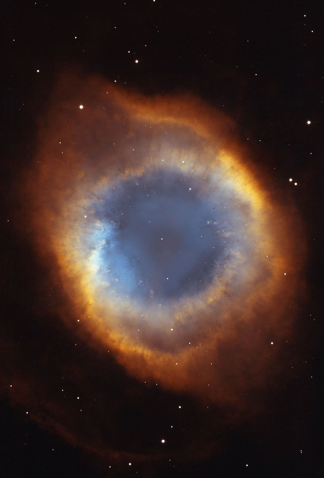 (With images) Helix nebula