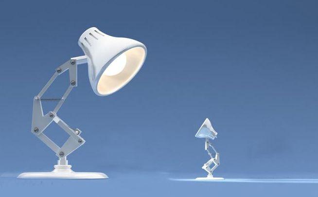 Breaking Entering Pretend You Re Pixar Script Magazine Pixar Lamp Pixar Lamp