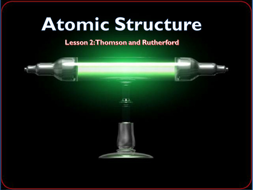 Atoms and Atomic Structure: Parts 1 and 2 - Democritus, Dalton, Thomson, and Rutherford Model