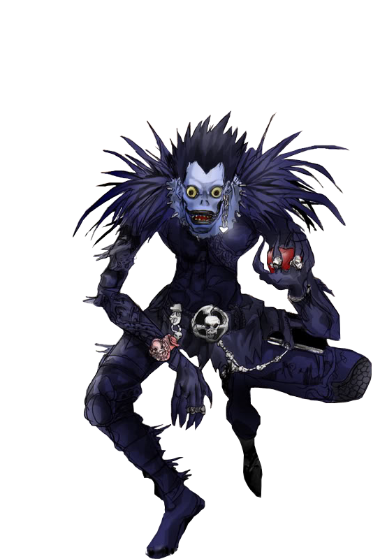 shinigami ryuk Google Search Shinigami Ryuk