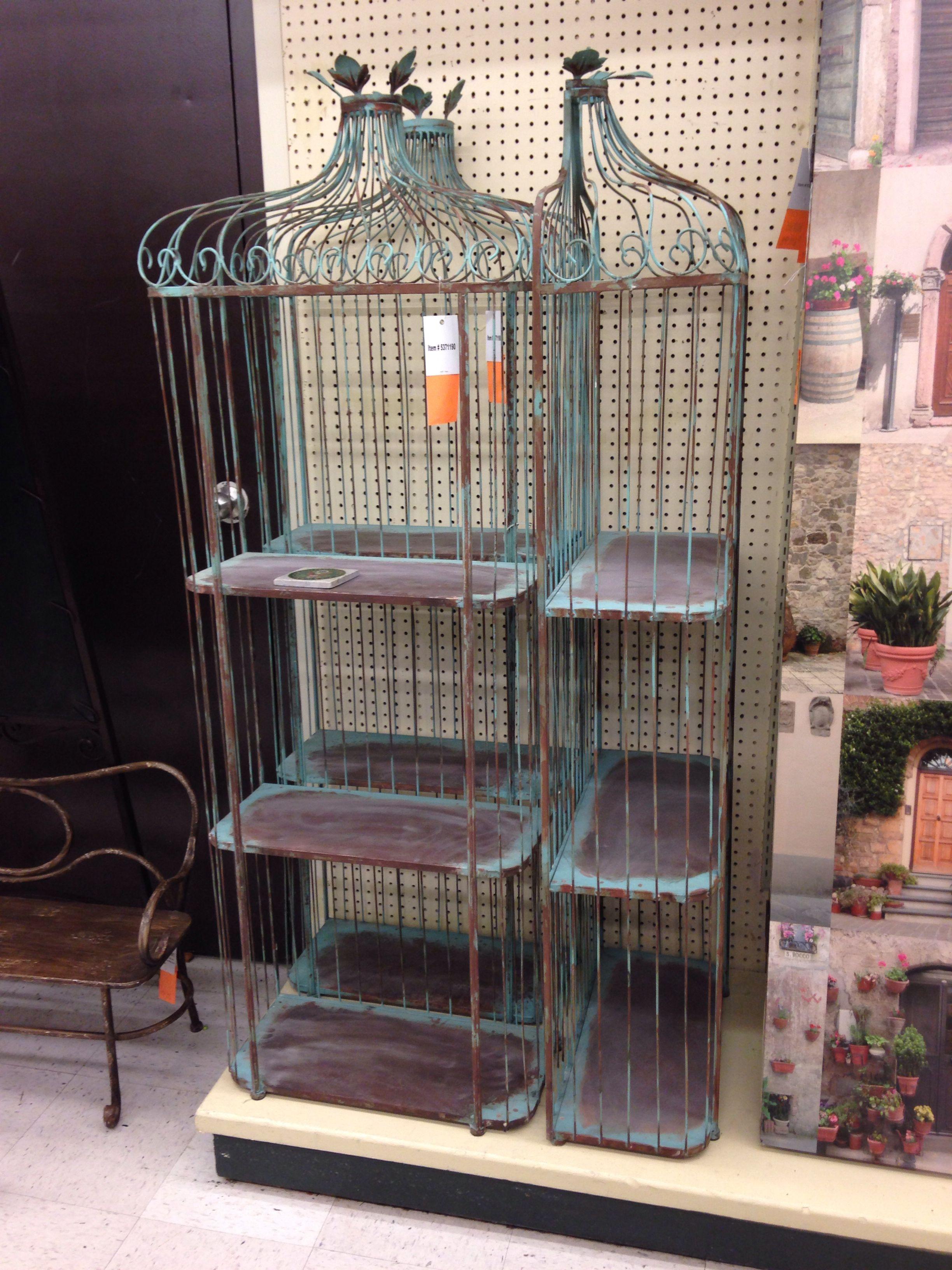Hobby Lobby Bird Cage Shelf Bird Cage Decor Bird Cage Bird Houses