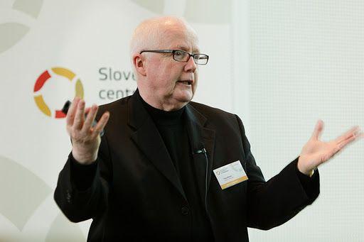 Tony Myers (CAN) - Masterclass 2011 - Ako vytvoriť dynamický a úspešný fundraisingový program | Creating a Dynamic and Successful Fundraising Program