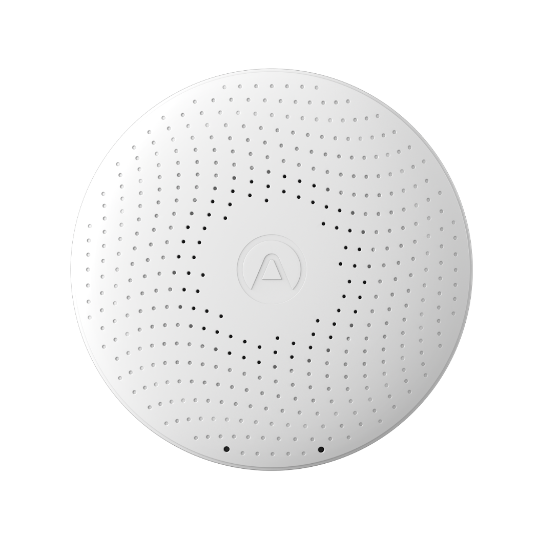 Airthings Wave Plus Indoor Air Quality Monitor + Radon
