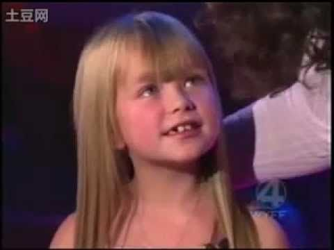 Michael Jackson's Ben by Connie Talbot at Oprah > Michael Jacksons Ben von Connie Talbot bei Oprah