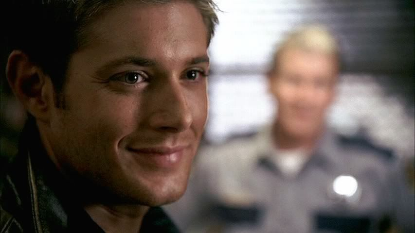 Dean Winchester, 1x03 Dead In The Water