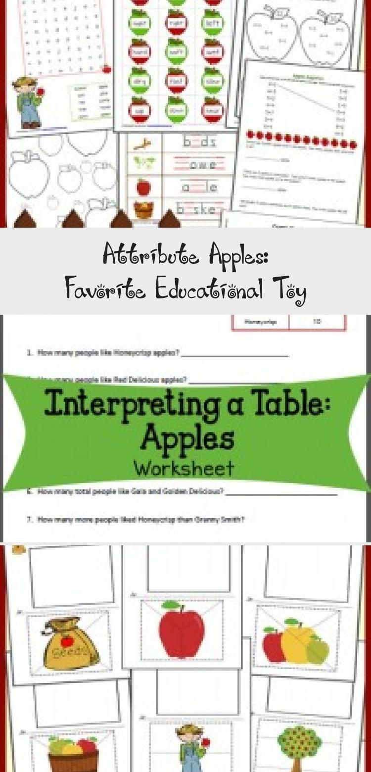 Free Apple Worksheets for Kindergarten-First Grade #FindThetoysworksheet  #toysworksheet1stGrades #toysworksheetPrint… in 2020   Educational toys [ 1560 x 750 Pixel ]