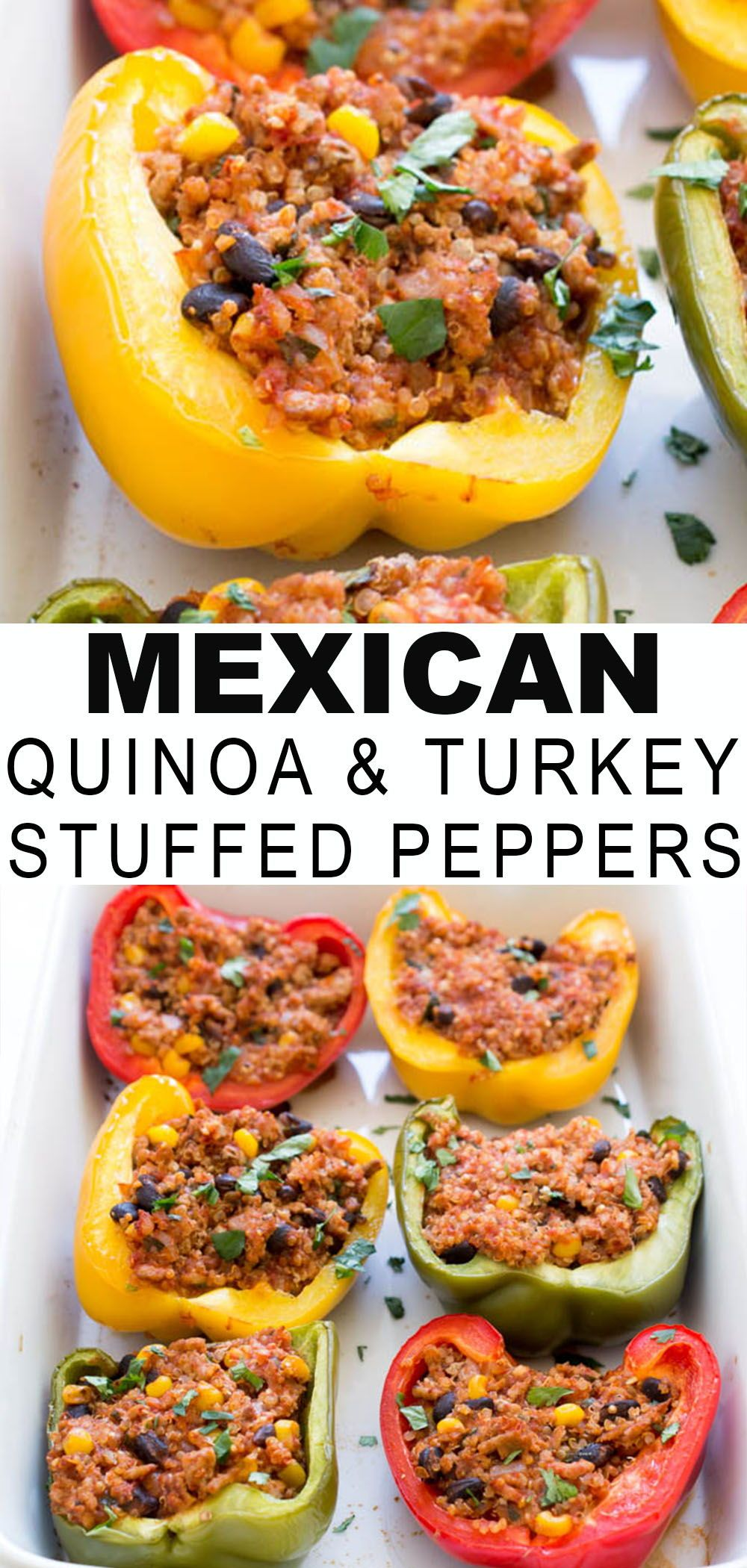 Healthy Mexican Turkey And Quinoa Stuffed Peppers Chef Savvy Recipe Stuffed Peppers Quinoa Stuffed Peppers Stuffed Peppers Turkey