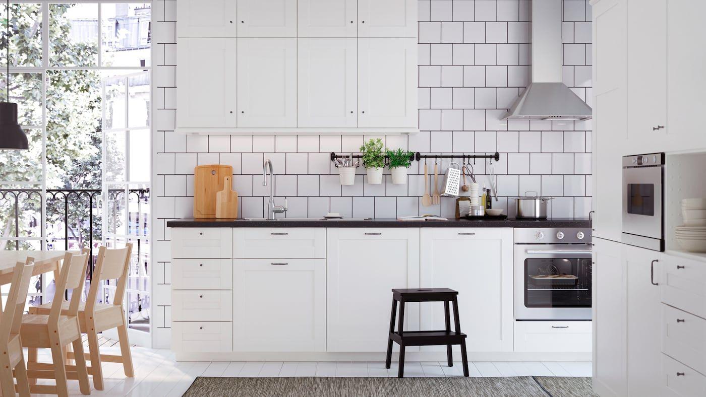 Seria Savedal Biala Kuchnia Ikea Kitchen Design Ikea Kitchen Australia Ikea Kitchen Interior