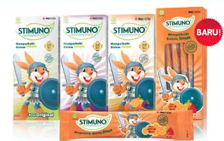 Menggunakan Stimuno Untuk Balita Balita, Anak, Kesehatan