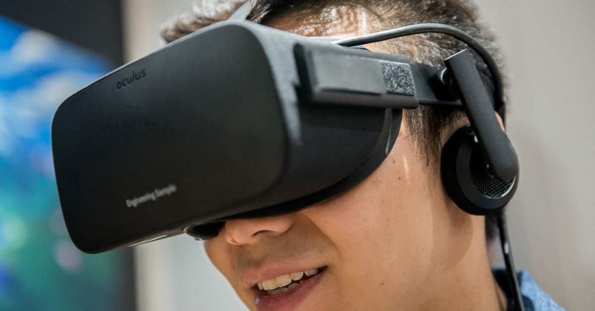 The Oculus Rift virtual reality headset could ship in a month or less, according to previous comments from one of the company's top brass.