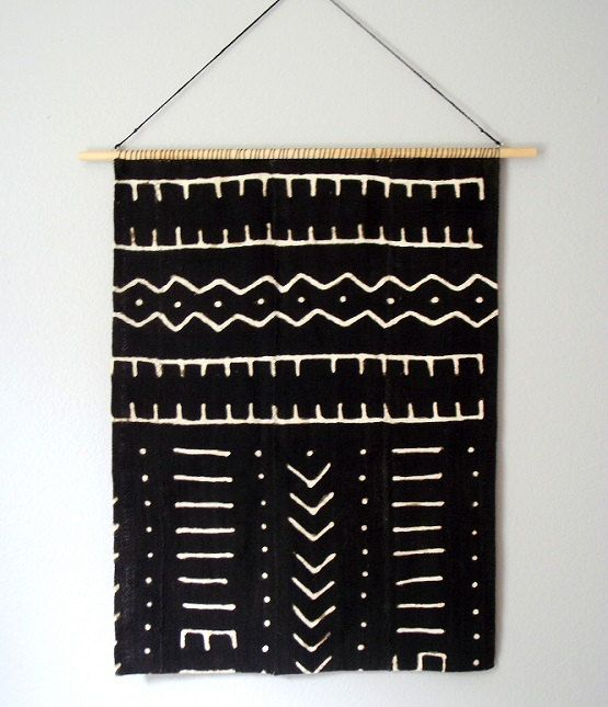 Cloth Wall Hangings △△△ authentic mud cloth wall hanging △△△ △ when i came