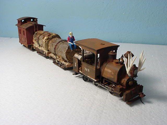 Backwoods Logging Projects Narrow Gauge Model Railroad Forums Freerails Model Trains N Scale Model Trains Model Railway