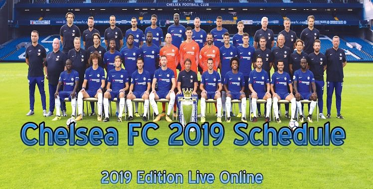 Chelsea 2019 Live Stream Olahraga