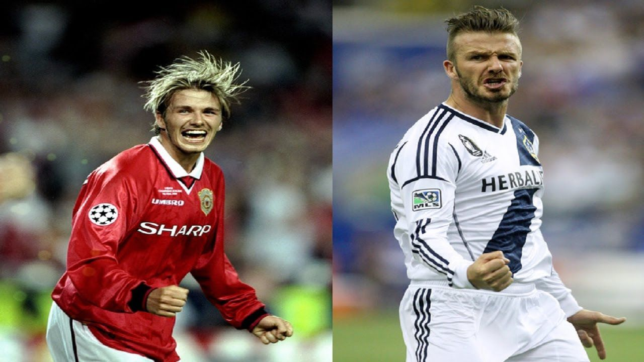 Football Legends First And Last Goals Of Their Career Sports