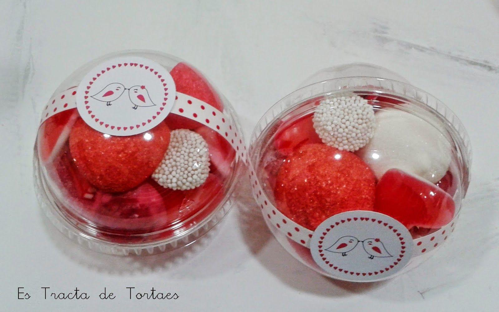 Cupcake San Valentin