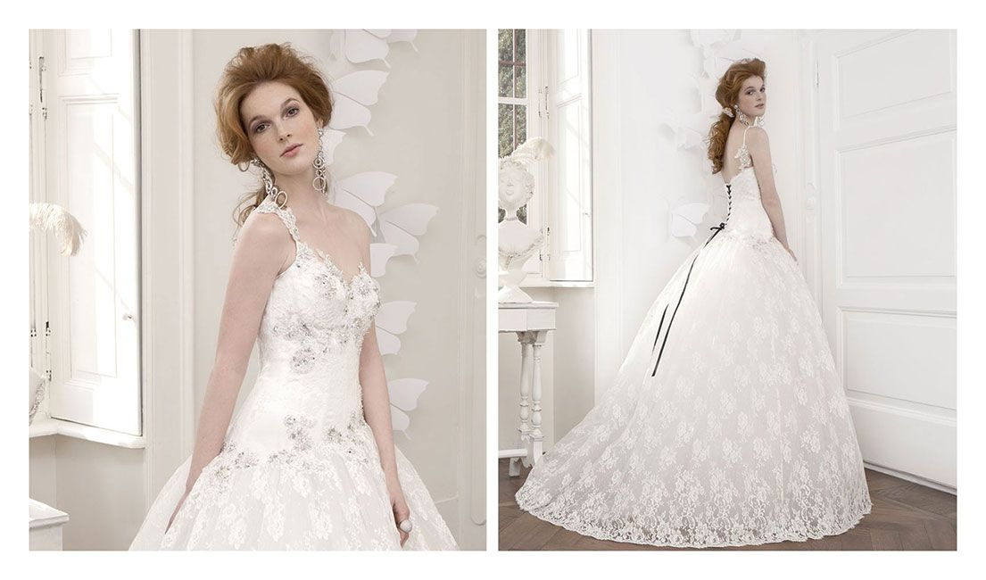 Italian Wedding Dresses - Atelier Aim e is the leading company in ...