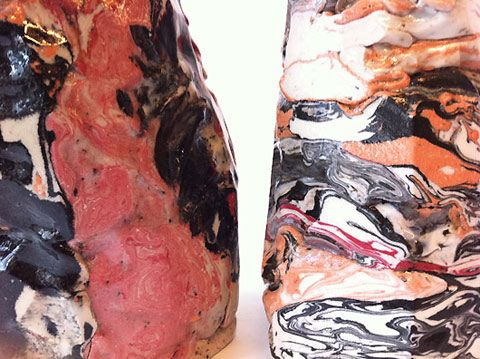 Ceramics by Sweden's Karin Kakan Hermansson » Lost At E Minor: For creative people