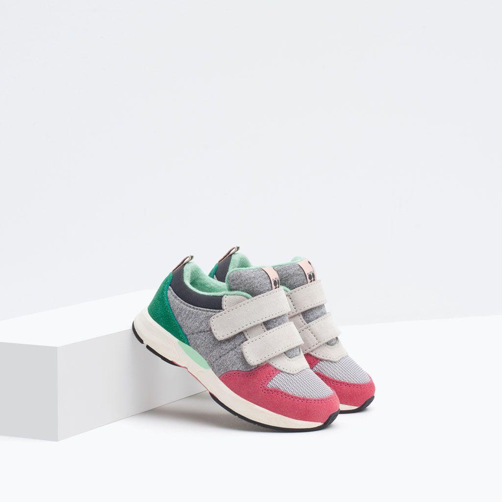 d352cf59f DEPORTIVO COMBINADO-Zapatos-Bebé niña