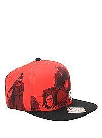 c56d5a1f540 HOTTOPIC.COM - Cowboy Bebop Sublimation Snapback Hat
