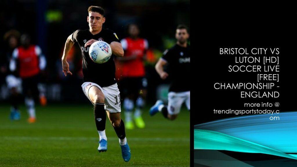 Bristol City vs Luton Soccer Video Highlights 29Dec