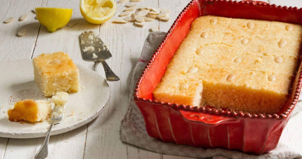 אפשר להכין את העוגה גם בטעם תפוזים: יש להמיר את מיץ וגרידת הלימון במיץ וגרידת תפוז