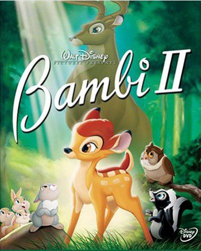 Bambi Ii Disney Filmposters Filmposters Disney
