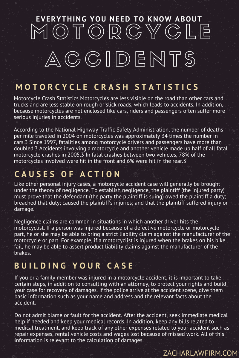 101: Everything you need to know about motorcycle ...