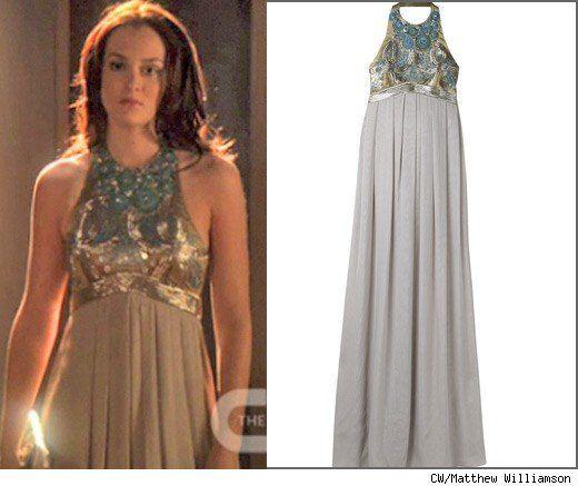 Blair waldorf dress ❤ #Divine #GossipGirl | Blair Waldorf | Pinterest
