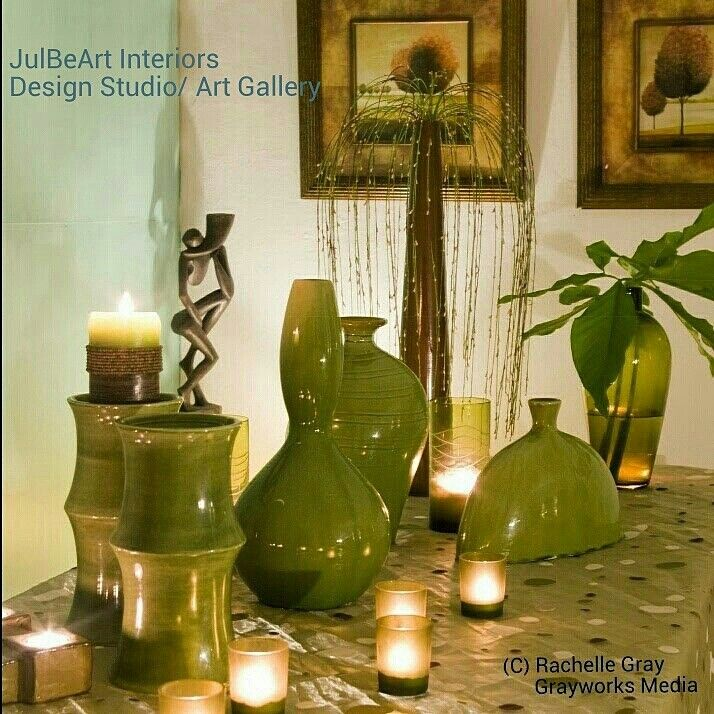 Vignette at JulBeArt Interiors Design Studio and Art ...